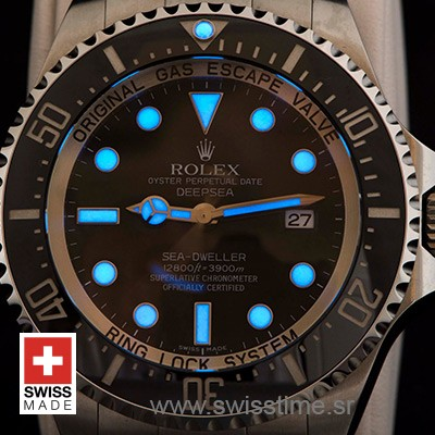 Rolex Deepsea SS 44mm