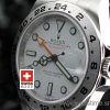 Rolex Explorer II White SS 42mm