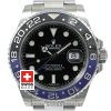 Rolex GMT Master II SS Blue Black Ceramic-2405