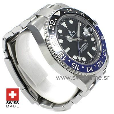 Rolex GMT Master II SS Blue Black Ceramic-2409