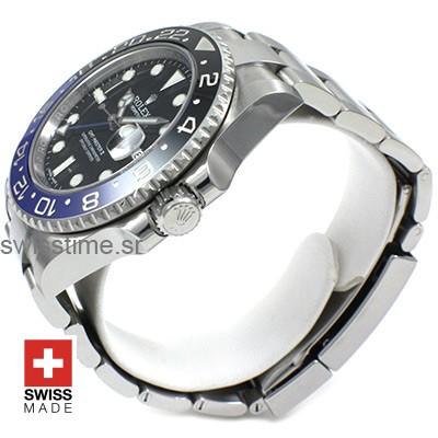 Rolex GMT Master II SS Blue Black Ceramic-2406