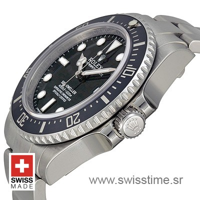 Rolex Sea Dweller 4000 Replica SS 40mm 3135 Clone Movement
