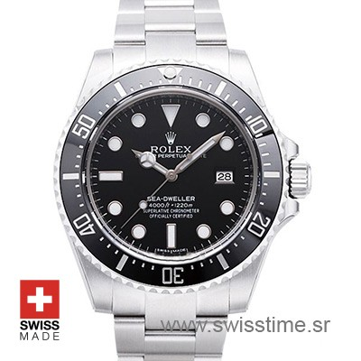 Rolex Oyster Perpetual Sea-Dweller 4000 | Swisstime Watch