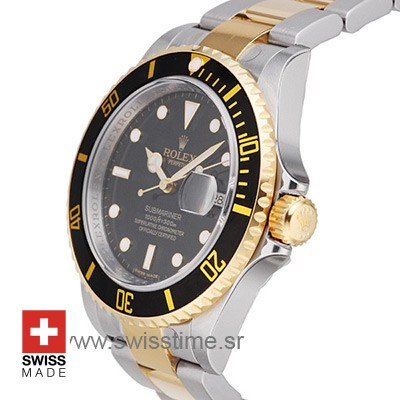 Rolex Submariner 2Tone Black-2426