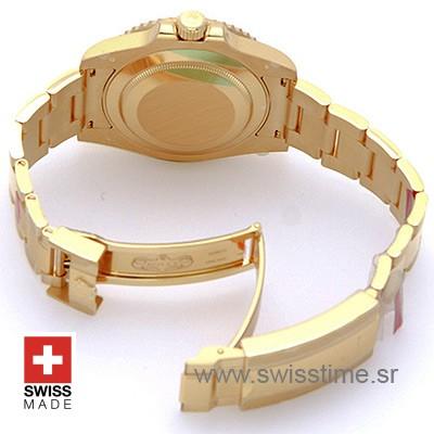 Rolex Submariner Gold Black Ceramic-2384
