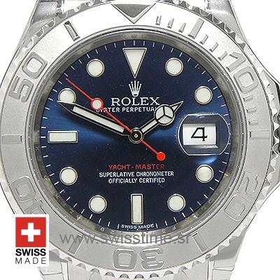 Rolex Yacht-Master SS Blue-2393