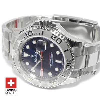 Rolex Yacht-Master SS Blue-2394