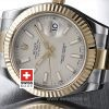 Rolex Datejust II 2Tone White-1404