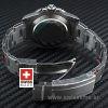 Rolex Submariner Blaken D-Blue Dial Steel Black Ceramic Bezel 40mm