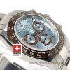 Rolex Cosmograph Daytona Ice Blue Dial   Swiss Replica Watch