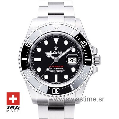 Rolex Sea Dweller Oyster Perpetual Date | Swiss Replica Watch