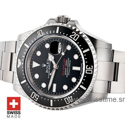 Rolex Sea Dweller 43mm Swiss Replica