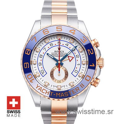 Rolex Yacht-Master 2 Two tone 44mm | Swisstime Replica watch