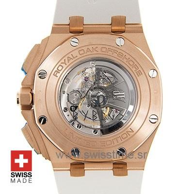 Audemars Piguet Royal Oak Offshore Byblos Summer Edition 2017 Rose Gold 44 mm Swiss Replica