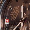 Rolex Daytona Rose Gold Oysterflex Strap | Swisstime Watch